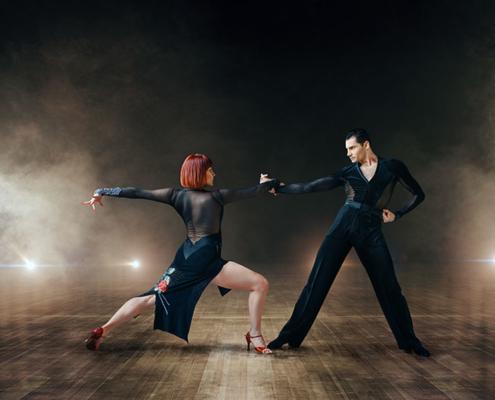 paso de baile latino